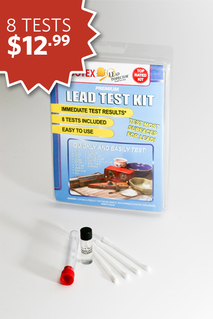 Click here to learn more about a lead test kit!