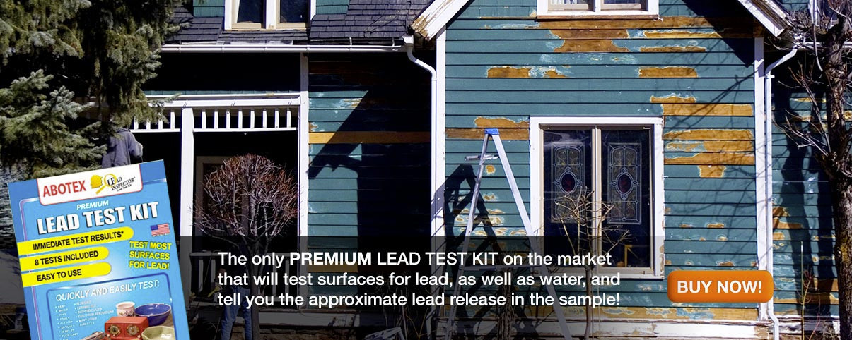 Home - Abotex Lead Inspector | Lead Test Kit